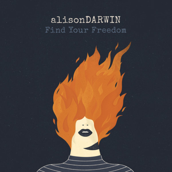 "Portada del EP ""Find Your Freedom"""